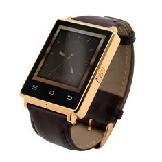 3G WCDMA Smart Uhr Herzfrequenz Smartwatch D6 Android 5.1 1 GB + 8 GB MTK6580 Quad Core 1,3 GHz GPS WiFi Smartphone Uhr armbanduhr //Price: $US $84.49 & FREE Shipping //     #clknetwork