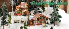 Alpine Village | Villages | Department 56