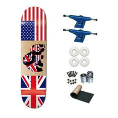 Enjoi International Relations Resin-7 Ply 8.0 Skateboard Complete by Elemanal. $57.99. Brand New, Top Quality Enjoi Skateboard Complete.
