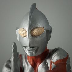 X-Plus Ultraman C-Type (Spacium Ray Pose) Vinyl Figure Review