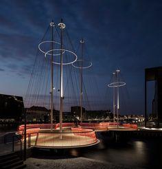 Gallery - Cirkelbroen Bridge / Studio Olafur Eliasson - 11