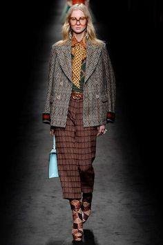 Vogue.com | Ready To Wear 2016 Fall Gucci Collection