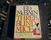 Three Blind Mice, Hard Cover