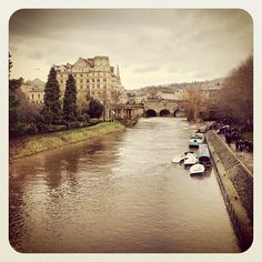 Bath in Somerset, Somerset