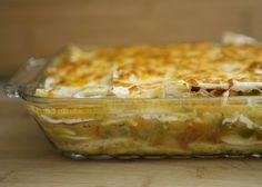 King Ranch Chicken Casserole - easy & cheesy!