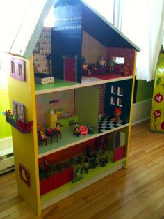 Dollhouse ikea hack