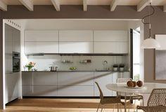 Cocinas modernas sin campana extractora a la vista | Decorar tu casa es facilisimo.com