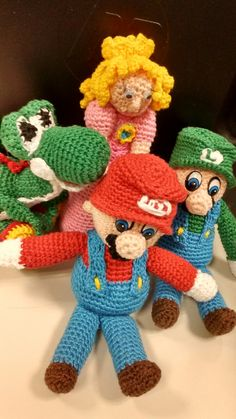 Turma do super Mario :)