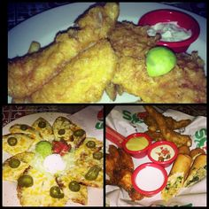 """@rasnabhasin's photo: """"Saturday lunch at Chillis! #chillis #fishandchips #fish #fries #food #foodgasm #foodporn #cheese #nachos  #delicious #dips #mustard #dressings #instagood #mexican #instalike #crispers"""""""