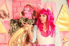 animacion tematica de equestria - pinky pie, escenografia con castillo rosa, unicornio wonkaanimaciones@gmail.com www.animacioneswonka.com whats app 115  943 0084