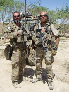 Tactical beards