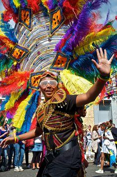 Notting Hill Carnival 2012 - Children's Day (Sunday) by fabiolug, via Flickr
