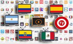 Aquí presentamos para ti 5 aplicaciones para ver canales televisión de América y Europa gratis desde tu smartphone.