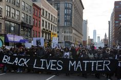 Scenes From the Millions March: Photographer Alex Arbuckle Captures New York City's Largest Eric Garner Protest – Vogue