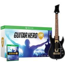 Jogo para Xbox One Guitar Hero Live Bundle + 1 Guitarra Wireless Activision