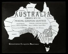 Australia - The Commonwealth Immigration Department wanted to fill it Emigrate To Australia, Australia Pictures, Australia Immigration, Discovery Kit, Australian Vintage, Australia Map, European Countries, Commonwealth, Aussies