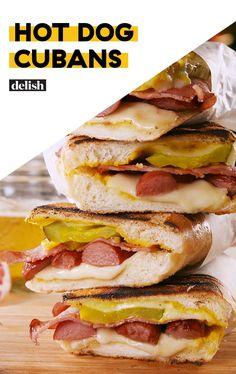 Hot Dog Cubans = Your New Guilty PleasureDelish