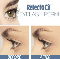 RefectoCil Eyelash Perming Products www.eyelashwishes.co.uk #Eyelash #perm #lash #perming