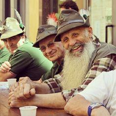 Una barba che ride #alpini #adunataalpini2013 #piacenza