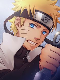 UGH after this War he BETTER become the 6th or 7th (Whatever those old geezers come up with) Hokage!!!