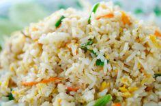 Rice Recipes, Pork Recipes, Seafood Recipes, Asian Recipes, Cooking Recipes, Healthy Recipes, Ethnic Recipes, Delicious Recipes, Crab Dishes