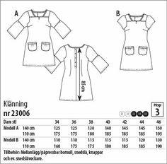 Stoff&stil dress 23006