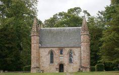 Scone Abbey (Perthshire, Scotland)