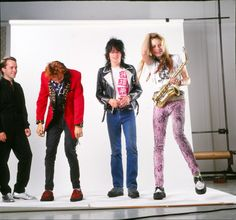 Vety Kumpula, Andy Mccoy , Nasty Suicide, Mike  Monroe,  1980
