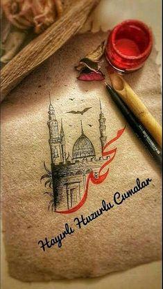 Güneşin üzerine doğduğu en hayırlı gün cuma günüdür. Kaligrafi Allah, Friday Messages, Jumma Mubarak Quotes, Explanation Text, Muslim Love Quotes, Islam Facts, Islam Muslim, Love Illustration, Galaxy Wallpaper