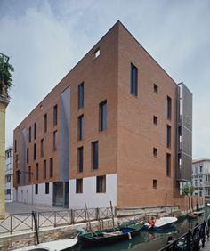 Cino Zucchi - Edificio Residenziale G1 G2 Giudecca - Cerca con Google