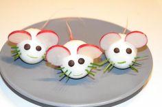 Eier Mäuse