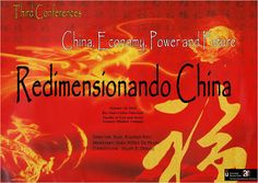 Renovatio Historia: Third Conference: China, Economy, Power and Future...