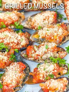 Grilled Mussels Recipe - Panlasang Pinoy