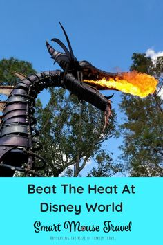 Beat The Heat At Disney World: Tips For Surviving Hot Days At Disney - Smart Mouse Travel - Family Travel - Disney World Fotos, Disney World Tipps, Disney World Pictures, Disney World Tips And Tricks, Disney Tips, Disney Magic, All Disney Parks, Disney World Florida, Disney World Vacation