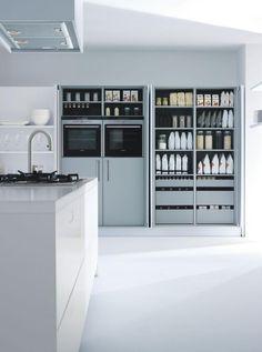 115 besten inspirationen k che kitchen bilder auf pinterest moderne k che k chen modern und. Black Bedroom Furniture Sets. Home Design Ideas
