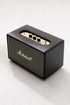 Slide View: 1: Marshall Acton Wireless Speaker