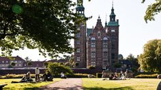 Ferie i København - Rosenborg