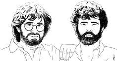 #Spielberg #Lucas #Draw