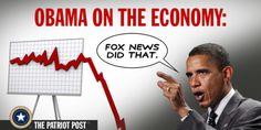 Lol. It's always Fox News' fault right?! Smh!