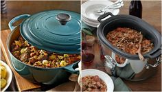 """Slow Cooker vs. Dutch Oven: A Conversion Guide - perfect because there are so many """"slow cooker"""" ideas but it's really all about the Dutch Oven."""