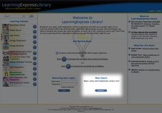 LearningExpress—website with practice tests for PRAXIS I and II, ACT/SAT, GED, high school through grade school assessments