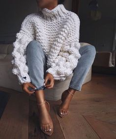 cozy winter outfits - casual fall outfit, winter o - winteroutfits Street Style Boho, Looks Street Style, Casual Fall Outfits, Fall Winter Outfits, Autumn Winter Fashion, Winter Clothes, Winter Wear, Grunge Winter Outfits, Black Outfits