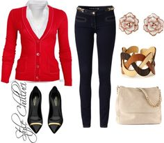 """""""Red"""" by chilluci on Polyvore"""