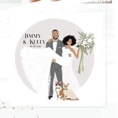 Looking for the best wedding gift? Look no further ! The gift the keeps on giving. You can print it as many times as you want and gift it to both the bride's maid, the best man and of course to yourself !!! Find my etsy store in my bio and contact me if you have any question.    #weddinggift #coupleportrait #coupleillustration #familyillustration #homewarminggift #gift #bridalgift #illustration #weddingdress #familyportrait #coupleportrait #nurserydecor #homedecoration #decor… Wedding Illustration, Family Illustration, Best Wedding Gifts, Bridal Gifts, Wedding Guest Book Alternatives, Couple Portraits, Maid, Etsy Store, Nursery Decor