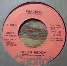 """helen reddy """"peaceful"""""""