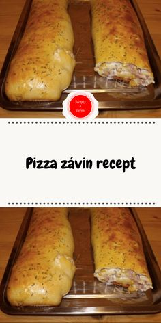 Pizza závin recept French Toast, Breakfast, Recipes, Food, Lasagne, Morning Coffee, Rezepte, Meals, Ripped Recipes