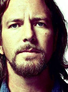 Eddie Vedder...oh how I admire thee