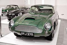 Aston Martin DB4GT Superleggera | 1 of 75                                                                                                                                                     Más