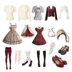 classic lolita - Google Search