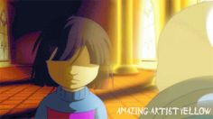 This guy makes amazing Undertale Animations. Check him out on YouTube, Tumblr, and Deviant Art Source Notes: Gravity's Judgement by AmazingArtistYellow